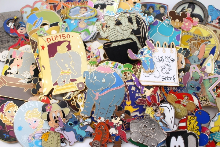 Which Disney pins should I collect?