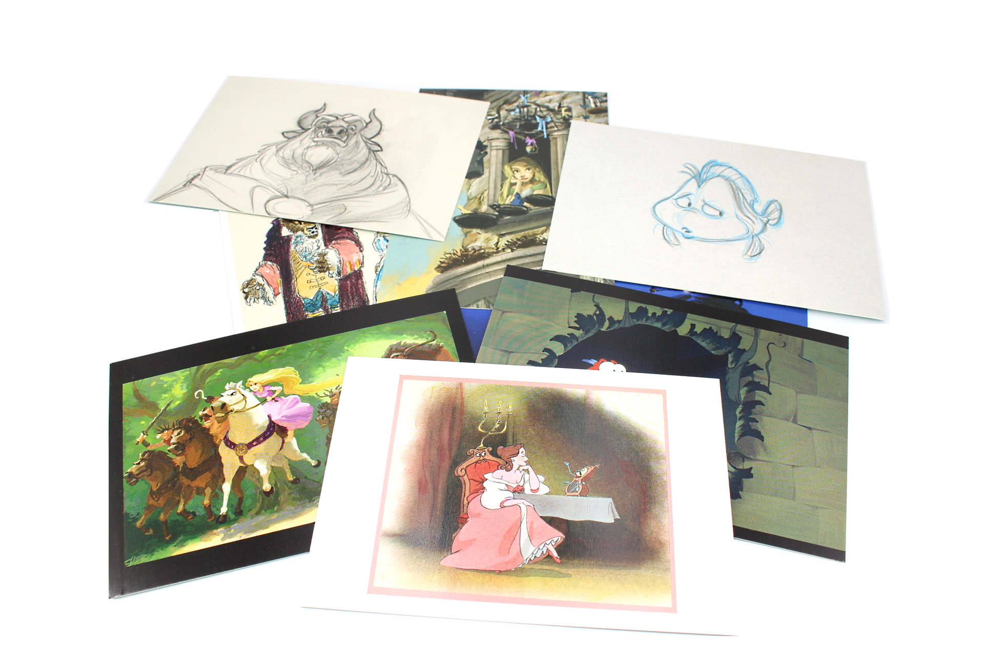 Athena Mickey And Minnie Postcard BUY ANY 2 GET 1 FREE only 70p post