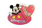 Be Mine Mickey Heart Valentine DL