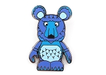 Camp Mickey Minnie Bear Vinylmation Pin