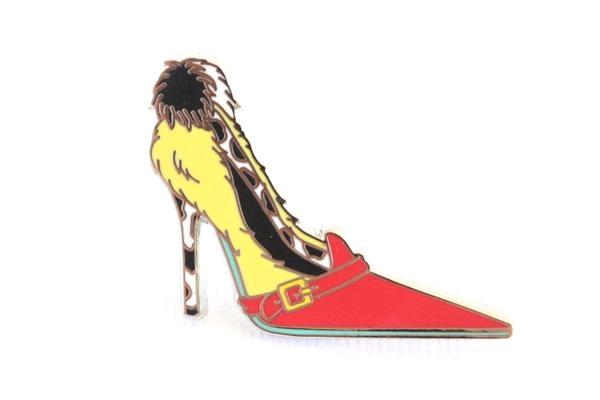 Cruella De'Vil - High Heel Shoe