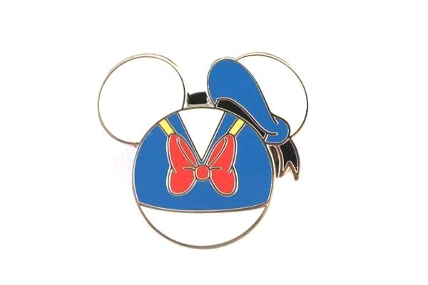 Donald Mickey Icon