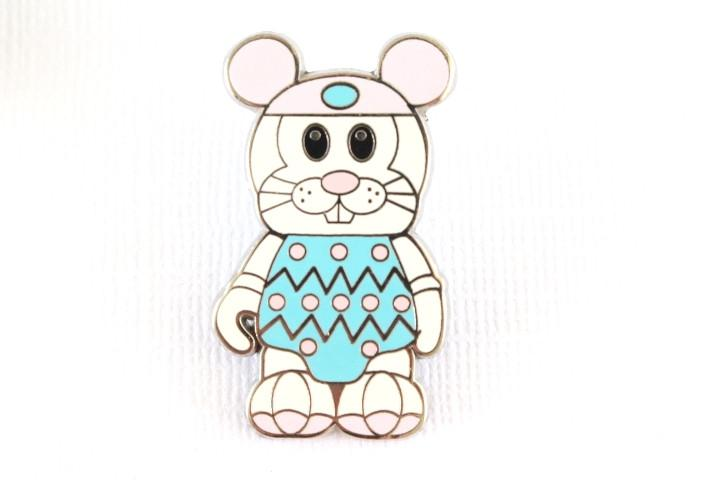 Rare Easter Bunny Vinylmation - Holiday One