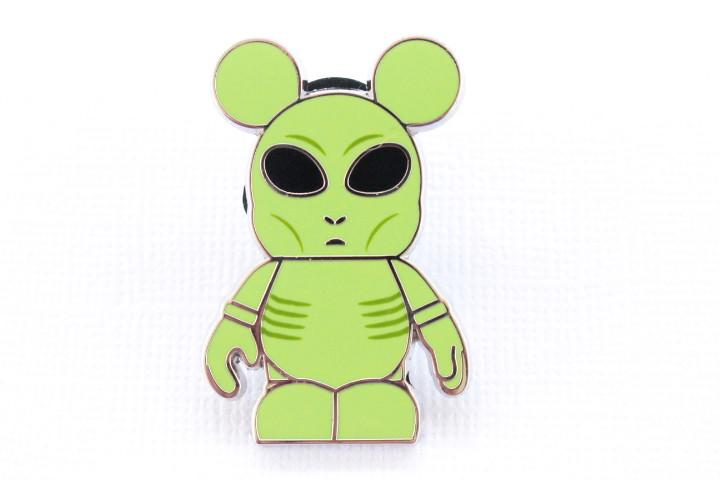 Alien Vinylmation Pin