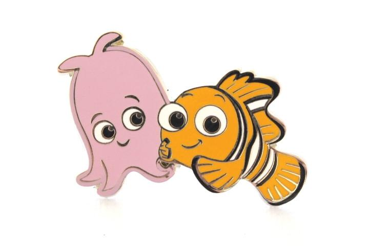 Finding Dory Pearl and Nemo