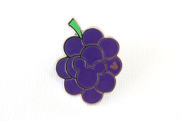 Grapes Fruit Icon - 2017 Hidden Mickey