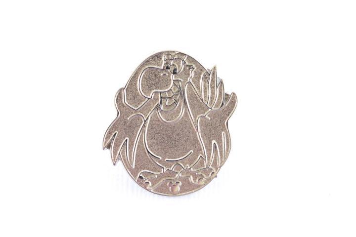 Tonal Figment Series w Silver /& Completer Disney Pin WDW Hidden Mickey 2012