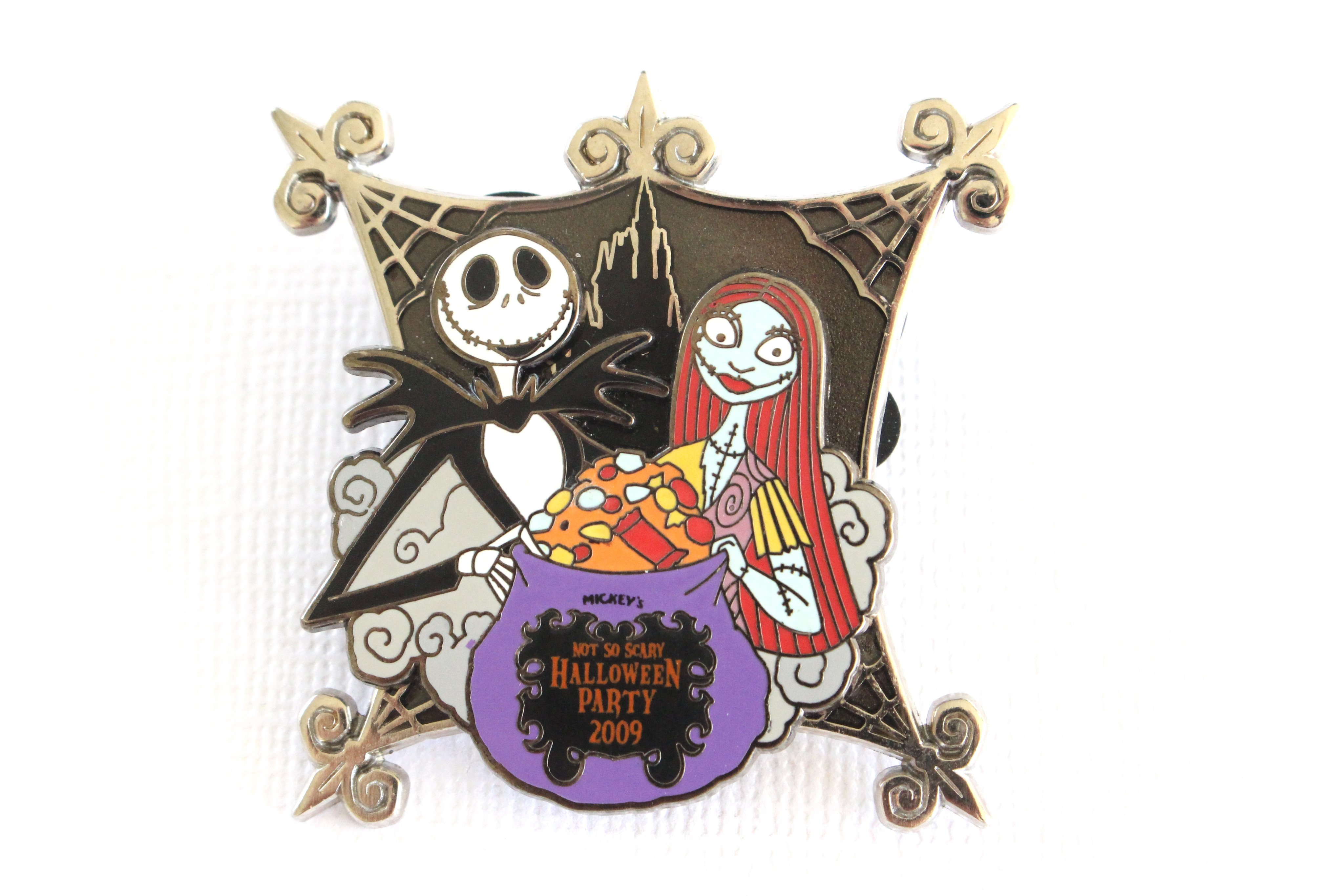 Jack and Sally - Halloween