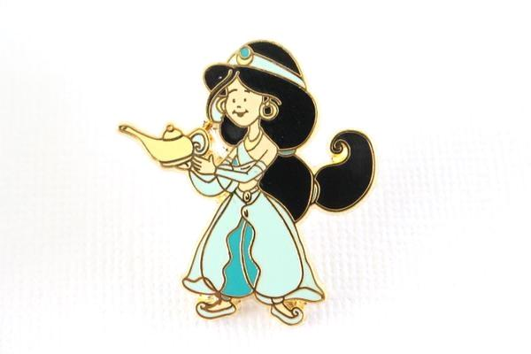 Princess Jasmine as a Young Girl