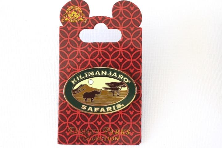 Large Kilimanjaro Safaris Animal Kingdom Logo