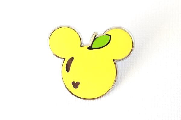 Lemon Fruit Icon - 2017 Hidden Mickey