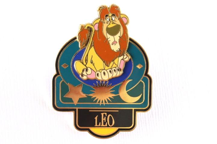 Lambert the Lion - Leo Zodiac Sign