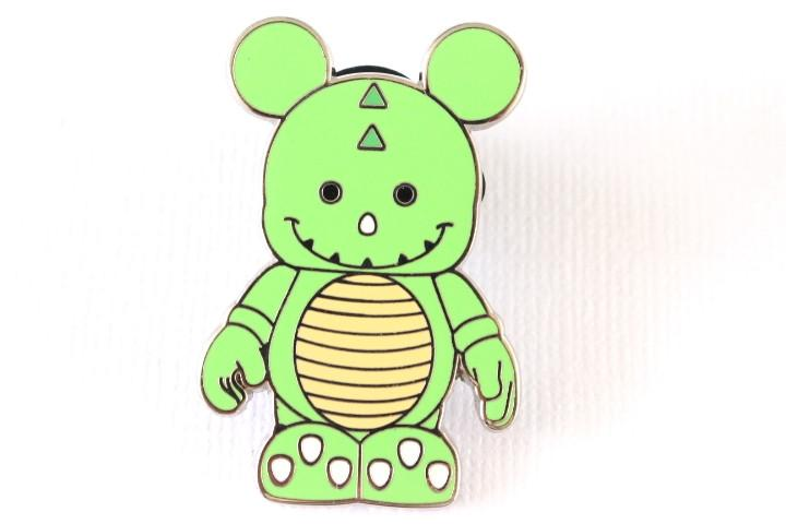 Little Dragon Vinylmation Pin