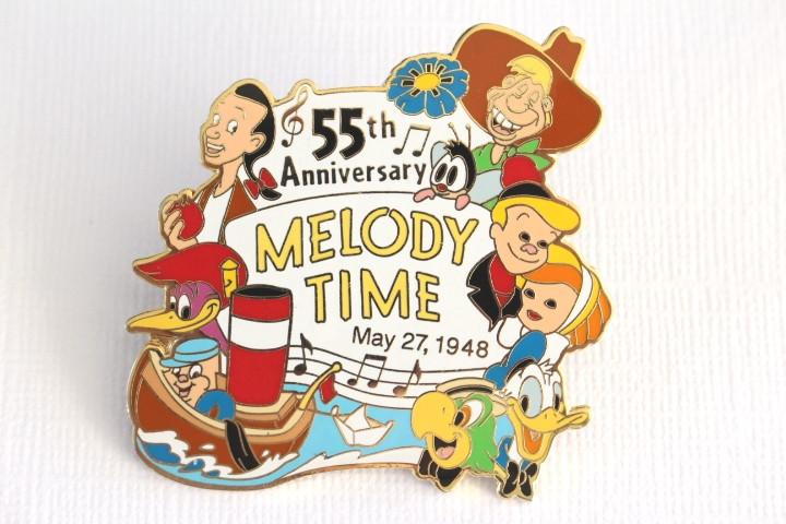 Melody Time - Anniversary