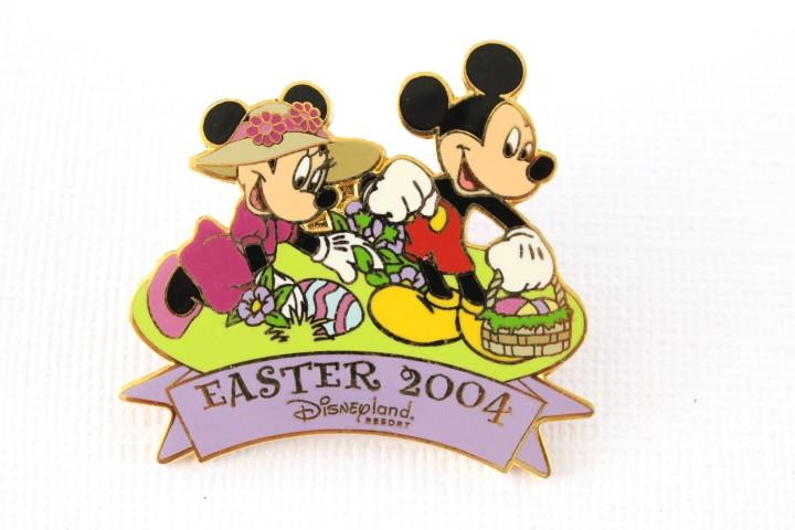 Mickey and Minnie Easter Egg Hunt