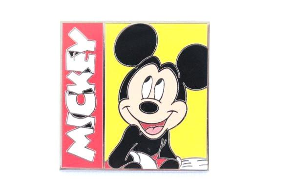 Mickey Mouse Autograph