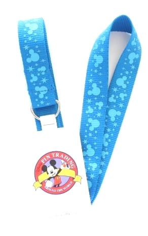 Mickey Icon - Disney Pin Trading Lanyard