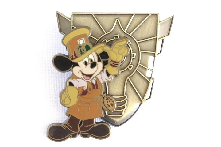 Mickey Mechanical Kingdom - Completer