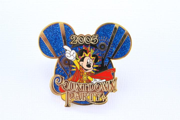 Mickey Mouse Countdown Party