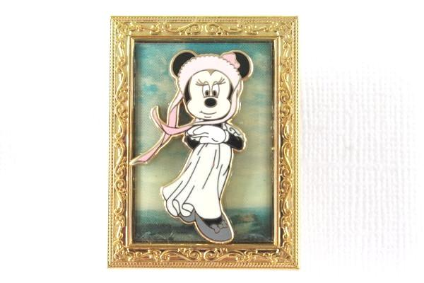 Minnie in Pink - Rare Museum Painting