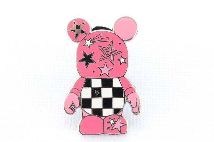 Punk Rock Pink Vinylmation Pin