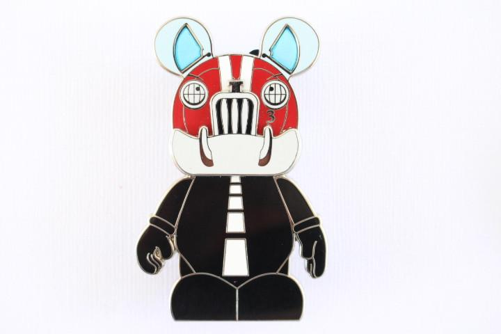 Race Car Jumbo Vinylmation - Chaser