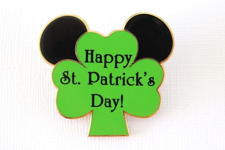 St. Patrick's Day Clover Icon