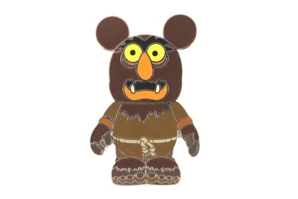 SweetUms Muppets Chaser - Vinylmation Pin