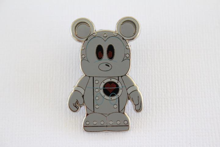 Tin Mouse Vinylmation pin