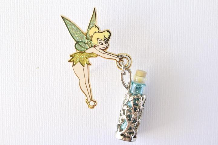 Tinker Bell with Pixie Dust Vial