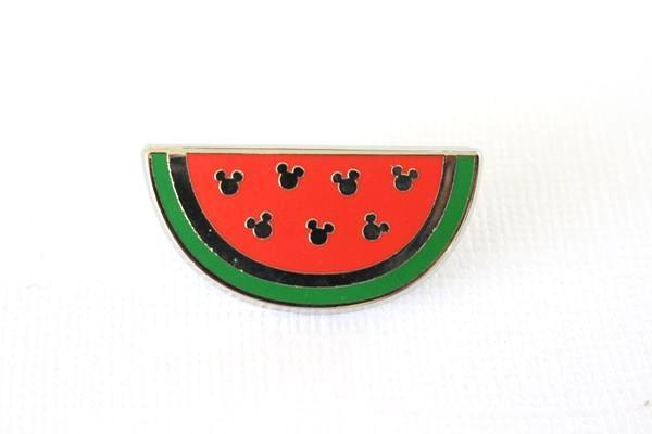 Watermelon Fruit Icon - 2017 Hidden Mickey