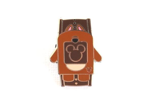 Chip Magic Band pin