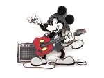 Rock Guitarist Mickey Mouse