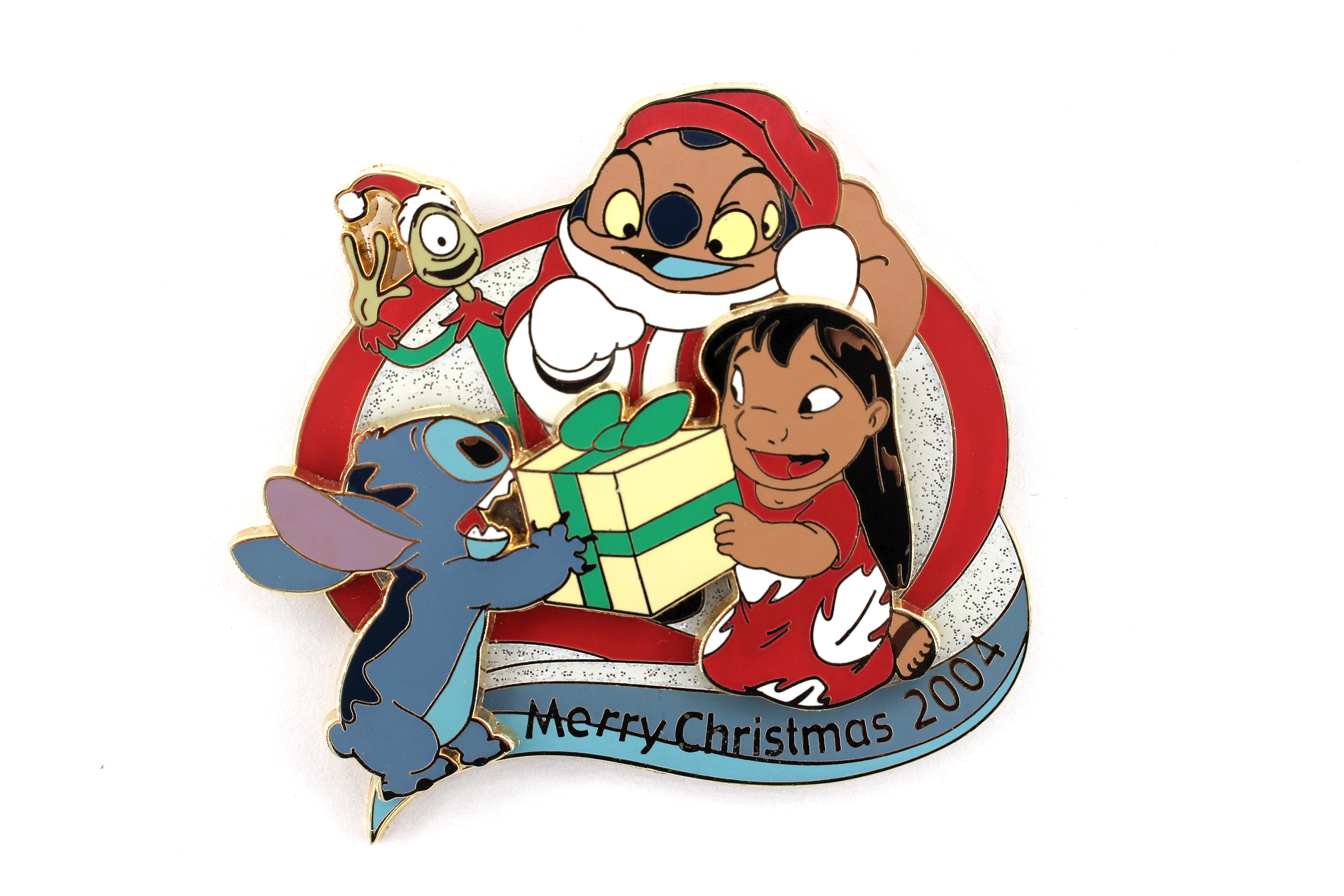 Lilo And Stitch Christmas With Santa Jumbaa And Elf Pleakley Le Jumbo