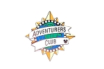 Adventurers Club Logo Hidden Mickey