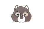 Akela Wolf Tsum Tsum Jungle Book