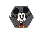 Mickey Hexagon Shape 2019 Hidden Mickey