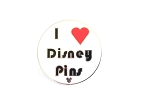 I Love Disney Pins - Phrase Series