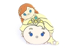 Anna and Elsa Stacked Frozen Tsum Tsum