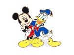 Mickey and Donald Friends
