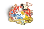 Mickey and Tinker Bell - Celebrating the Years Spinner