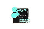 Mickey Expression - Teal Upset