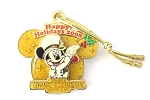 Mickey Grand Floridian Resort Holiday Ornament