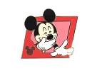 Mickey with Icon