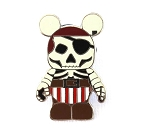 Pirate Skeleton Vinylmation Pin
