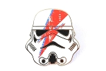 Stormtrooper Helmet - Red Lightning Bolt