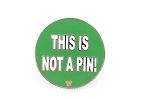 This Is Not A Pin - Phrase Series