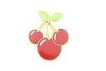 Cherry Fruit Icon