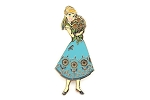 Anna Sunflower Dress - Frozen