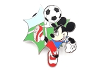 3D Soccer Sports Mickey